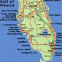 florida map siesta keys