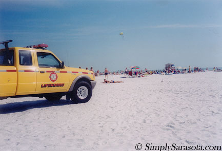 Siesta Key Area Beaches