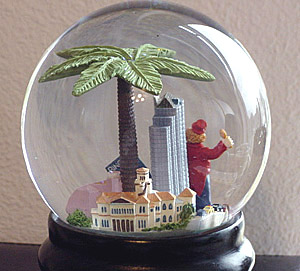 Globe Life Insurance Phone Number >> Sarasota Snow Globe. Siesta Key Vacation & Accommodations Guide - Travel and Tourist information ...