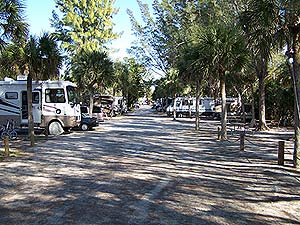 Siesta Key Beachfront Rv Park Turtle Beach Campground